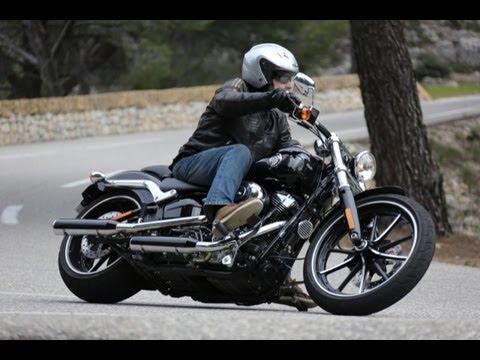 Essai Harley-Davidson Breakout