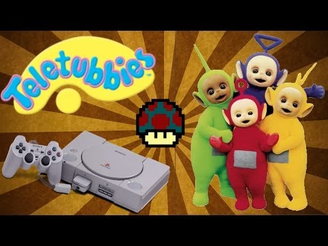Teletubbies Playstation
