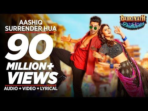 Aashiq Surrender Hua Video Song   Varun, Alia  Amaal Mallik, Shreya Ghoshal Badrinath Ki Dulhania