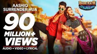 Nonton Aashiq Surrender Hua Video Song  | Varun, Alia | Amaal Mallik, Shreya Ghoshal |Badrinath Ki Dulhania Film Subtitle Indonesia Streaming Movie Download
