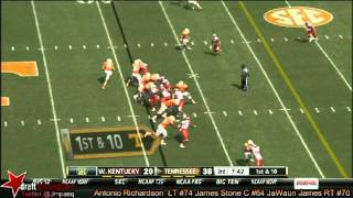 Ja'Wuan James vs Western Kentucky (2013)