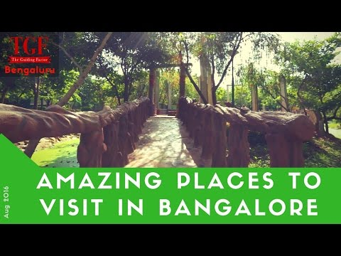 Amazing places to visit in Bangalore | Parks and Activities I August 2016