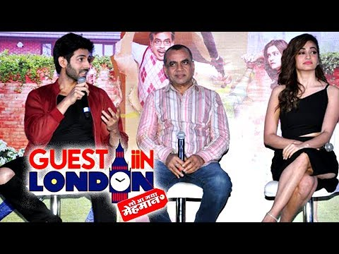 Guest In London Press Meet With Kartik Aaryan, Par