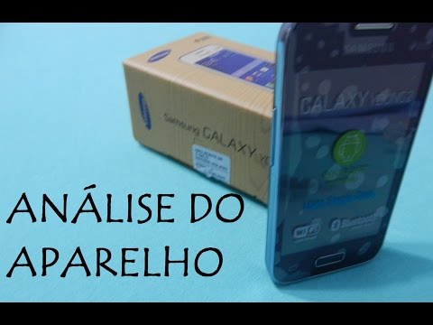 Galaxy Young 2 | ANÁLISE DO APARELHO | BRASIL (видео)