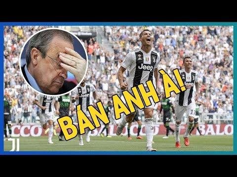 5 Lý Do Cho Thấy Real Madrid Ngu Ngốc Khi Bán Ronaldo Cho Juventus - BH SPORT - Thời lượng: 13 phút.