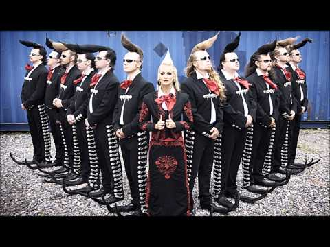 Leningrad Cowboys - Ring of Fire (Rock Cover)