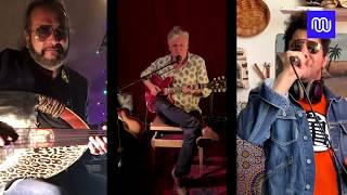 Trio MademoiselleSofiane Saidi / Rodolphe Burger /Mehdi Haddab