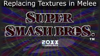 Replacing Textures in Melee