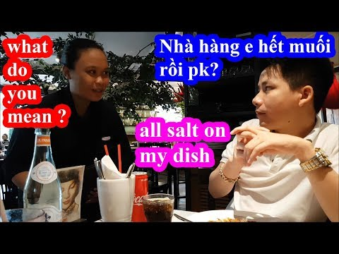 Cười bò với hai lúa vào nhà hàng Ấn chém tiếng anh vì quá mặn trong tòa tháp đôi Petronas Malaysia - Thời lượng: 22 phút.