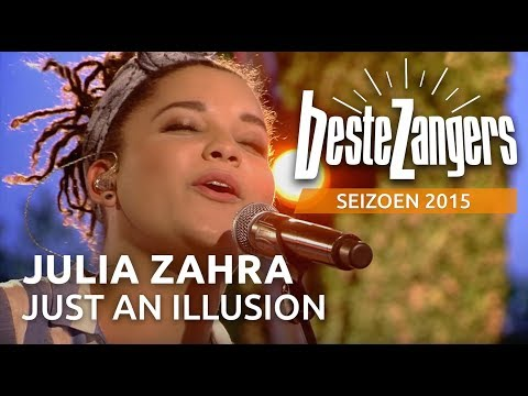 Play this video Julia Zahra - Just an illusion  Beste Zangers 2015