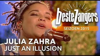 Video Julia Zahra - Just an illusion - De Beste Zangers van Nederland MP3, 3GP, MP4, WEBM, AVI, FLV Juli 2018