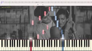 Разве ты любил - Ани Лорак (Ноты и Видеоурок для фортепиано) (piano cover)