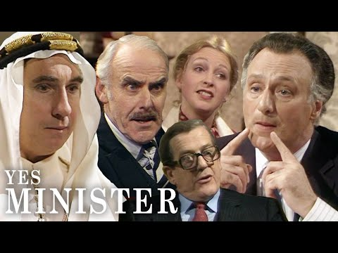 FUNNIEST MOMENTS of Yes, Minister Series 3 | Yes, Minister | BBC Comedy Greats