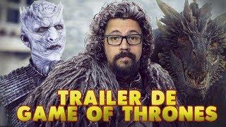 O 2º trailer da 7ª temporada de Game of Thrones foi lançado e agora é hora de apontar algumas coisas que você precisa saber sobre esse trailer. TRAILER: http...
