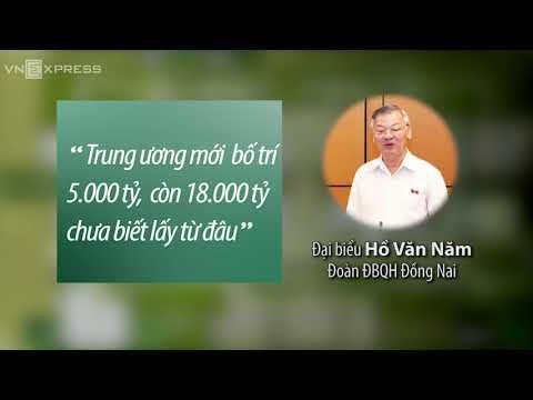 Triển khai giải phóng mặt Bằng sân bay Long Thành cho bài toán 23.000 tỷ