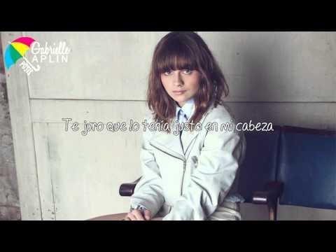 Tekst piosenki Gabrielle Aplin - Letting You Go po polsku