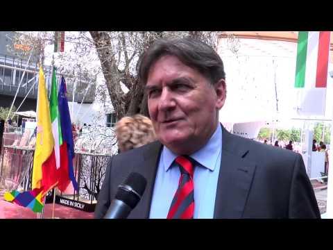 West China Delegation - Intervista ad Alessandro Ferrara