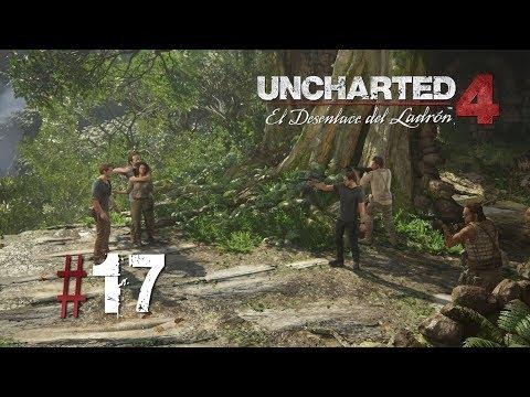 UNCHARTED 4 - #17 UNA GRAN MENTIRA