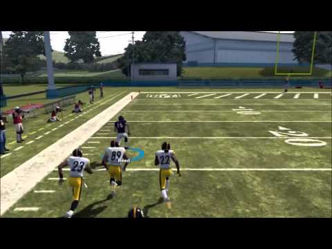 madden 12 tips - How to return Kickoffs.