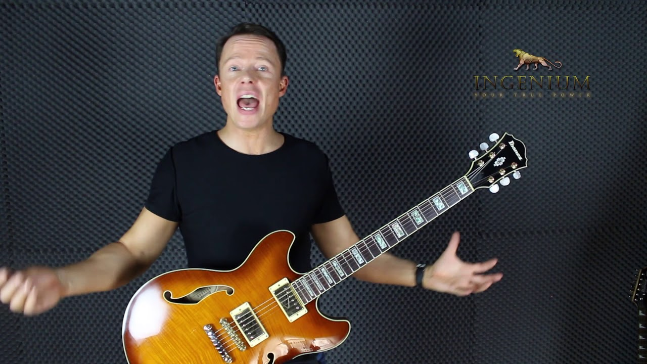 How to be self disciplined – Guitar mastery lesson