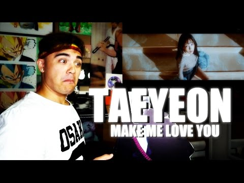 gratis download video - TAEYEON--Make-Me-Love-You-MV-Reaction