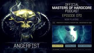 Video Official Masters of Hardcore Podcast 070 by Angerfist MP3, 3GP, MP4, WEBM, AVI, FLV November 2017