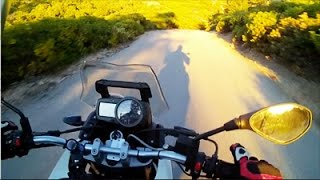 2. BMW G650GS Test - MotorcycleTV Review