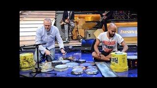 Dario Rossi ist mit großem Erfolg als bucket street drummer auf den Straßen Europas unterwegs. Aber auch Stefanlässt sich bei den schnellen Beats nicht abhängen!Die ganze Folge auf MySpass: http://www.myspass.de/23690 Jetzt Abonnieren: http://bit.ly/1aYTIZVMySpass bei facebook: http://www.facebook.com/myspassMySpass bei twitter: https://twitter.com/MySpassde
