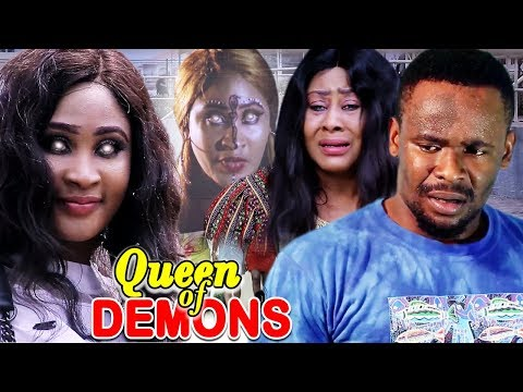 Queen Of Demons Season 2 Full Movie  -  2019 N Latest Nigerian Nollywood Movie ll Full HD