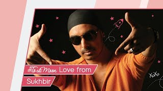 #tothemoon Love From Sukhbir