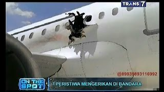 Video On The Spot - 7 Peristiwa Mengerikan di Bandara MP3, 3GP, MP4, WEBM, AVI, FLV September 2018