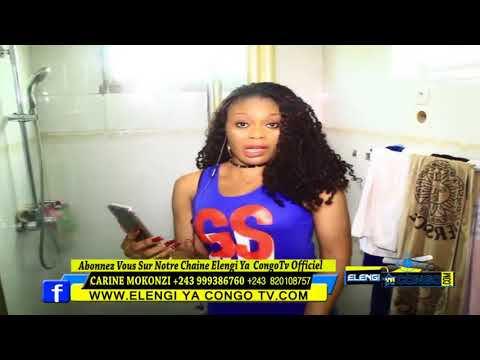 Télé Réalité Carine Mokonzi Et Niamako Ba Pupoli Grâce Mpiodi Grave Ba Kebisi ba Chroniqueurs