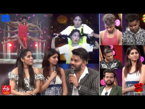 Dhee Champions Latest Promo - DHEE 12 Semi Finals - 25th November 2020 Sudheer,Hyper Aadi