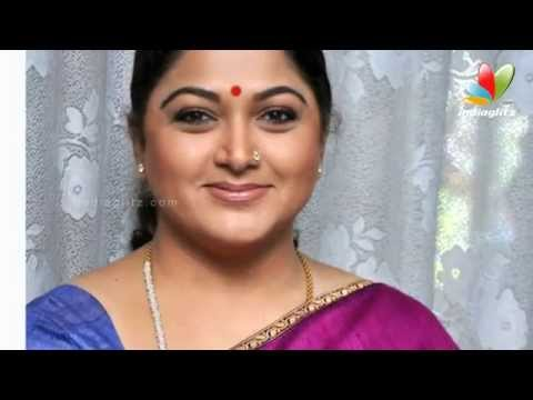 Khusboos political support to Rajini or Vijay? | Hot Tamil Cinema News