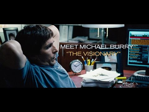 The Big Short (Featurette 'Meet Michael Burry')