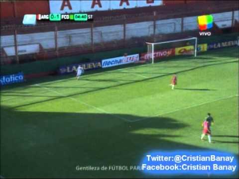 Video Juan Rom�n Riquelme Argentinos pierde ante Ferro
