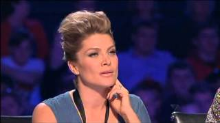 Angel Tupai - Auditions - The X Factor Australia 2012 night 2 [FULL]