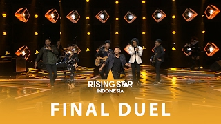 Video Kocak! Judika Ikuti Gaya Nida ZerosiX Park | Final Duel 2 | Rising Star Indonesia 2016 MP3, 3GP, MP4, WEBM, AVI, FLV Maret 2019