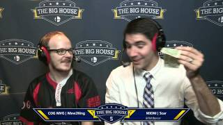 Scar gets the best interview out of mew2king ever