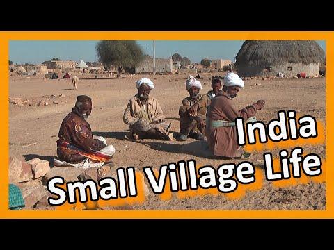 Traditional villages near Jaisalmer