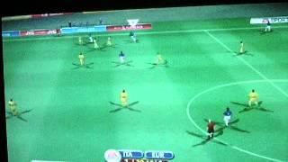 2002 Fifa World Cup Parte 13: Italia Vs All Europa Team