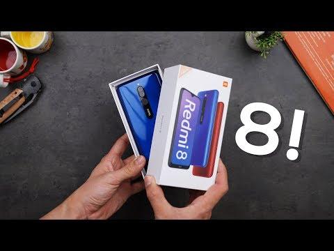 HP Sejutaan Xiaomi... Unboxing Redmi 8!