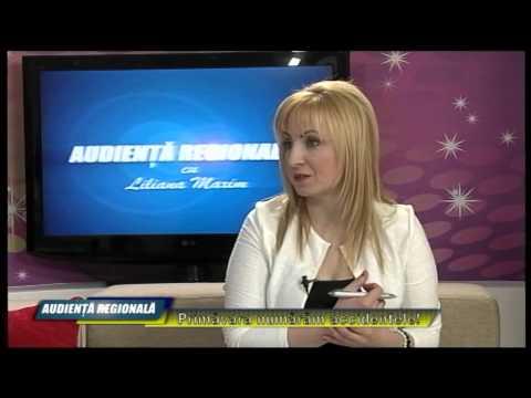 Emisiunea Audienta Regionala –  Adrian Iacob și Stelian Bratu – 24 martie 2015