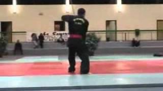 Gala arts martiaux Nice Antoine