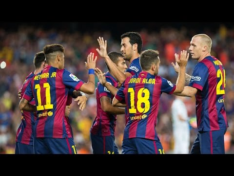 FC Barcelona – Genius Football 2014/2015 (HD)