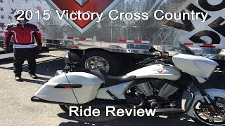 9. My Bike Update And 2015 Victory Cross Country Ride Review