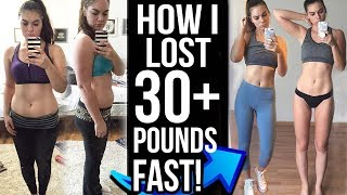 """Hey Blushers! A lot of you guys have been asking me to do a video on how I lost weight, so that is what I am doing today! I started my """"Fitness Journey"""" 6 months ago at the beginning of the yearand it was the best decision I've ever made! It has helped me destress, feel better about myself, and it is something that I can control which is my favorite part! :) If I can do this, you guys can do it too! I hope you guys found this Weight Lose video helpful! Let me know if you guys want me to do anymore fitness related videos! I could do a Fitness Routine video, Healthy Snack video, or anything else you guys want to see! Also, you guys should follow me on Popsy so we can talk and livestream together! I want to connect more with you guys, so I think this app could really help with getting to know more of you! :) My name on Popsy is """"BlushOnAndOn"""" Go follow me and let me know you did by commenting on this video! Love you guys so much! xoxo LeahDownload and Add me on Popsy!! https://goo.gl/e1noGFAdd me so we can live chat! Search: BlushOnAndOnFrench Vanilla Whey Powder: http://amzn.to/2skErxcCocoa Powder: http://amzn.to/2tDJwV1PREVIOUS VIDEO: http://y2u.be/CSQQsjUJpHIAbby Pollock's YouTube Channel: https://goo.gl/JgzsQ2Abby Pollock's Instagram: https://goo.gl/xVdCimI N S T A G R A Mhttp://instagram.com/keepcalmandblushonS N A P C H A Thttps://www.snapchat.com/add/blushonandonT W I T T E Rhttps://twitter.com/BlushOnAndOnF A C E B O O Khttps://www.facebook.com/keepcalmandblushonP I N T E R E S Thttp://pinterest.com/leah_pripps/♡Lens I use: http://amzn.to/2dbkbr0Earn cash back with Ebates: https://www.ebates.com/r/KEEPCA26?eeid=28187"""