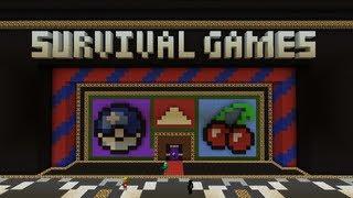 Minecraft: Survival Games! (ItsJerryAndHarry)