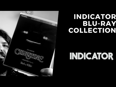 Blu-Ray Collection - Part 3: Indicator