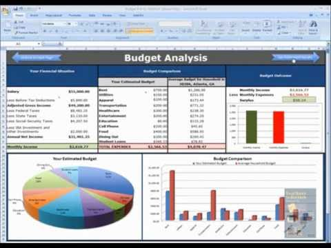 Personal Finance - Excel